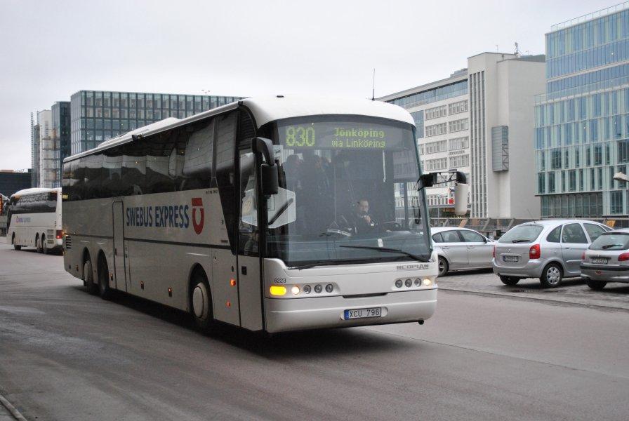 Swebus 6223