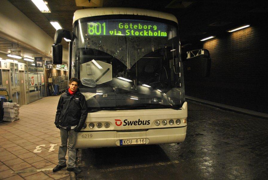 Swebus 6219
