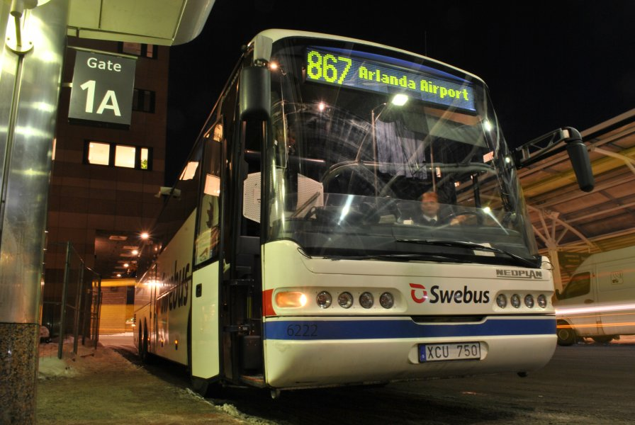Swebus 6222