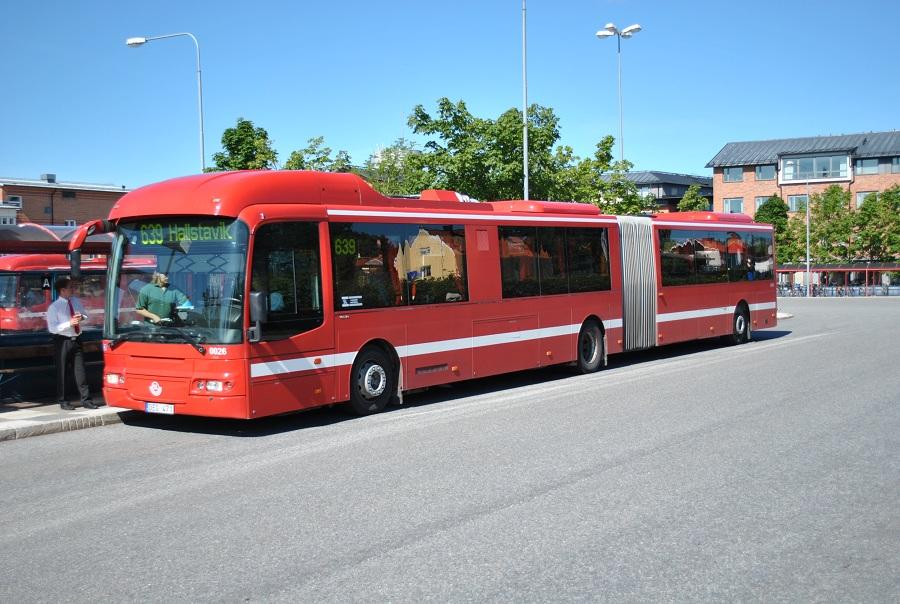 Fridströms Busstrafik (Nobina) 0026