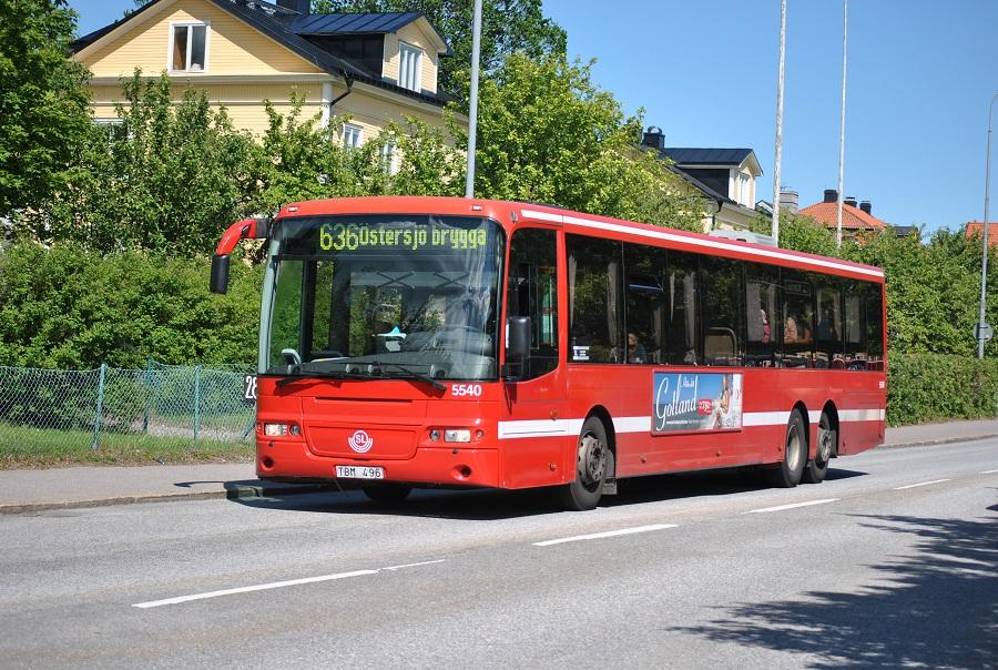 Nobina 5540