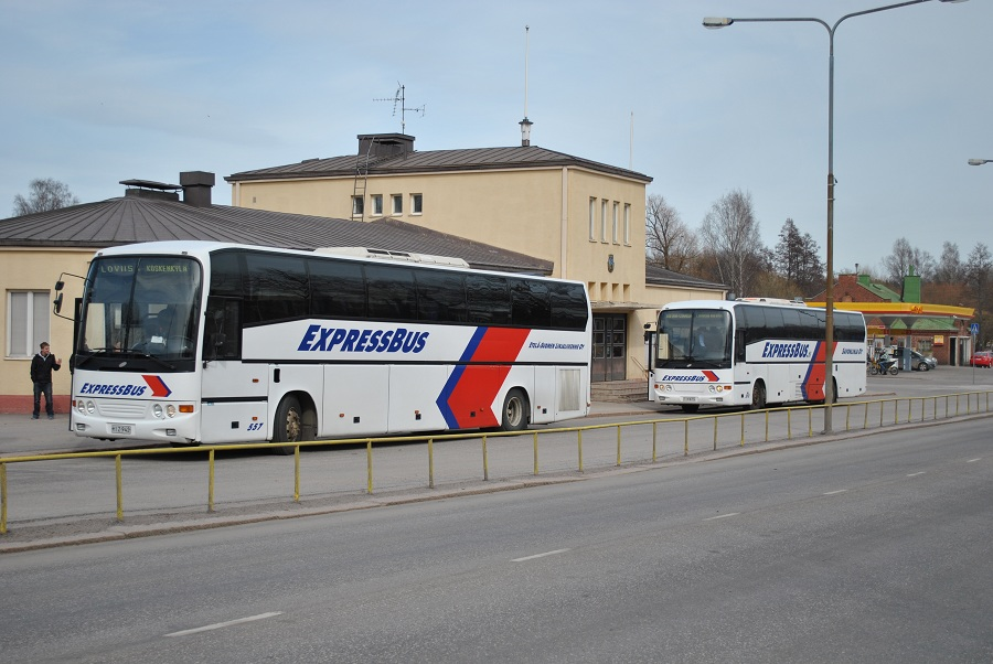 Savonlinja 557 & 573