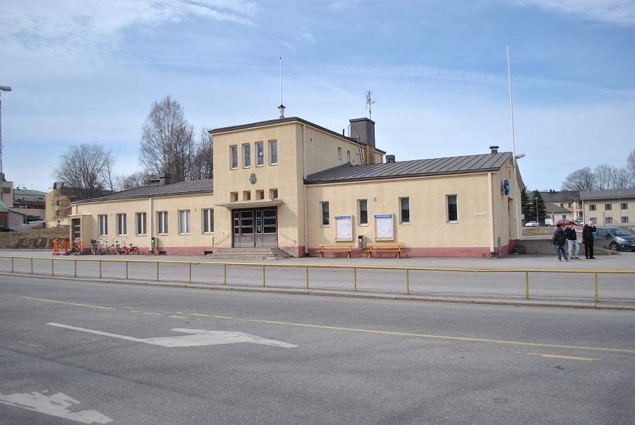 Lovisa busstation