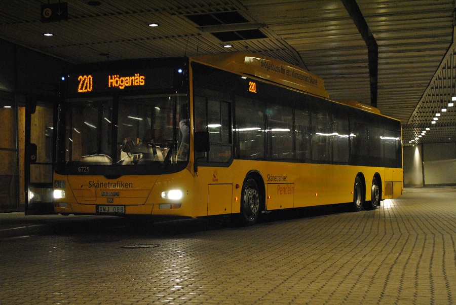 Nobina 6725