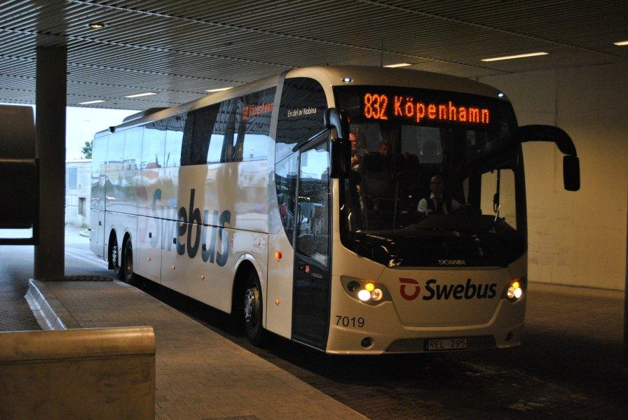 Swebus 7019