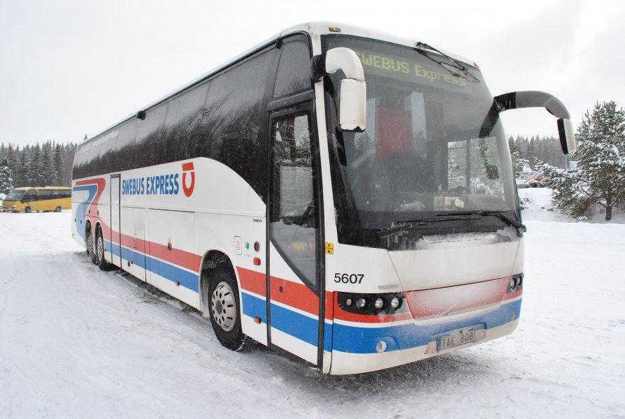 Swebus 5607