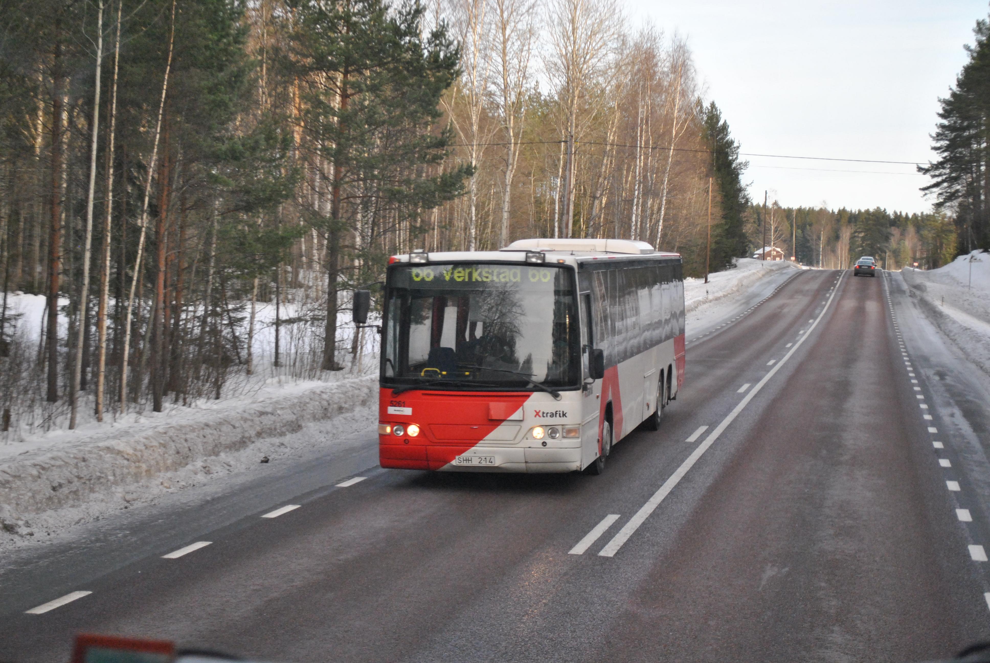 Nobina 5261