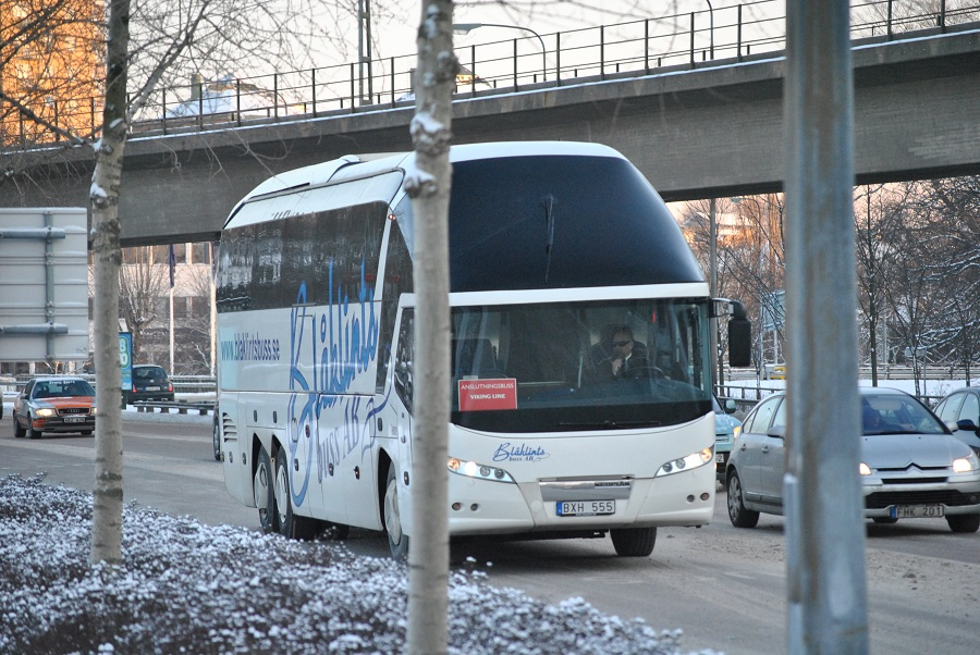Blåklintsbuss 6009