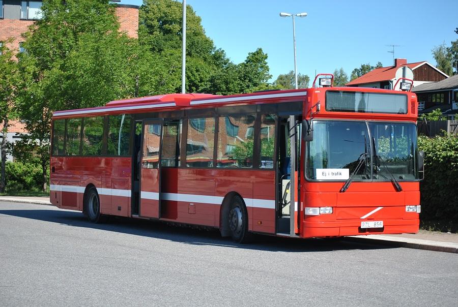 Fridströms Busstrafik (Nobina) 4963