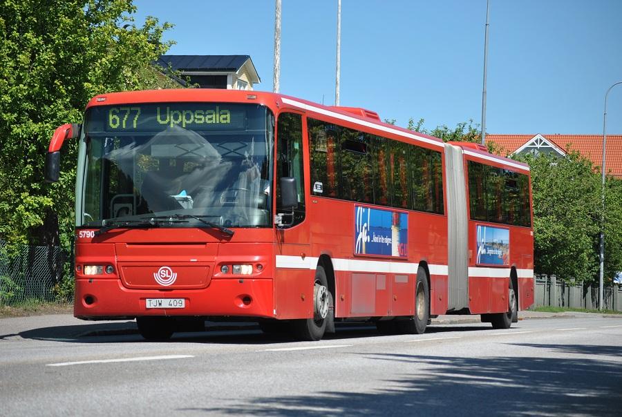 Nobina 5790