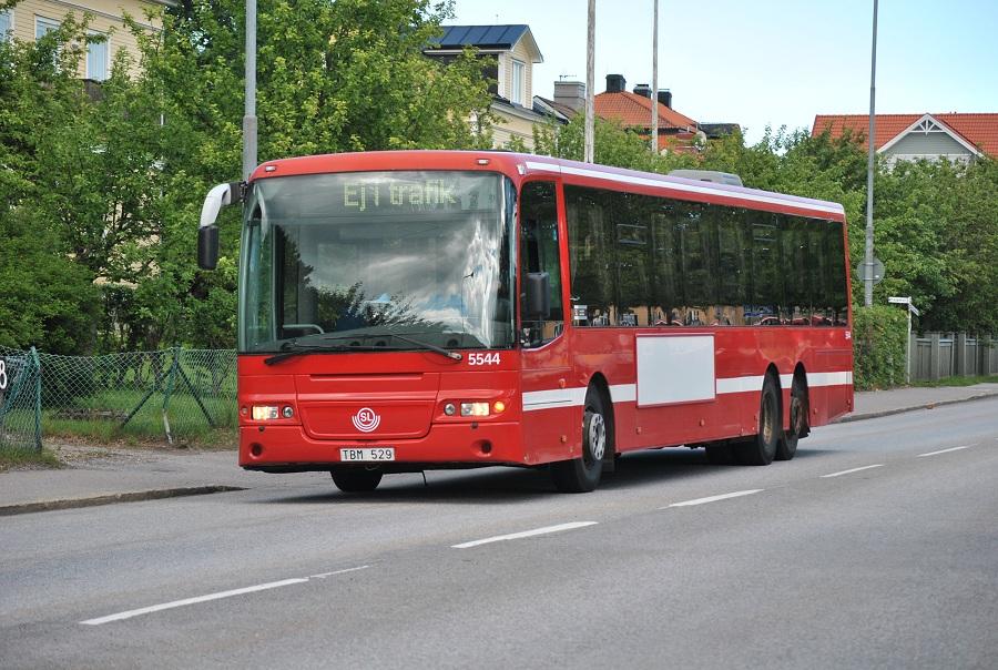 Nobina 5544