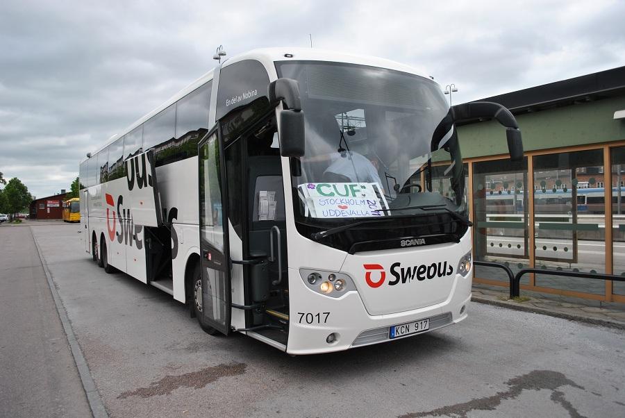 Swebus 7017